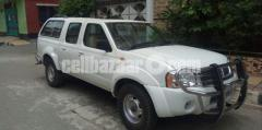 Nissan Hilux Double cabin Pickup
