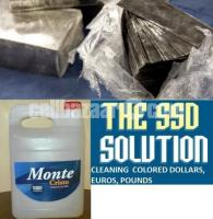 SSD Cleaning currencies Solution $, €, £