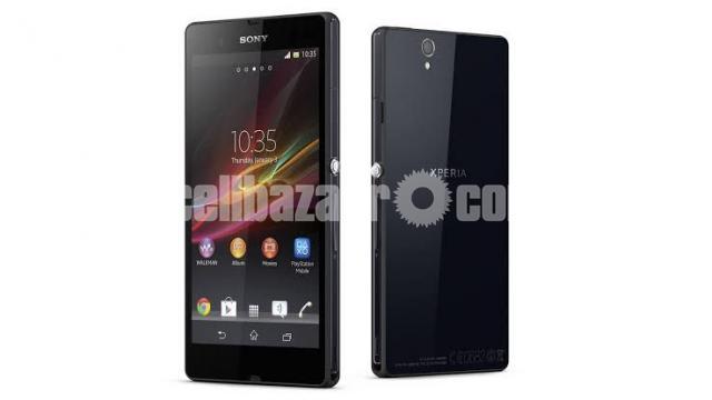 Sony xperia Z - 1/1