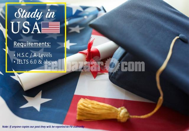 Study in USA - 1/1
