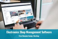 Electronics / Computer Shop Business Software