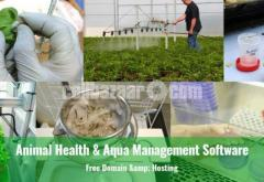 Animal Health and Aqua Management Software