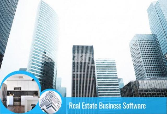 Real Estate Business Software - 1/1
