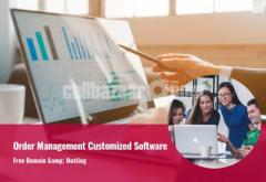 Order Management Customized Software