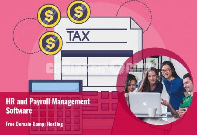 HR and Payroll Management Software - 1/2