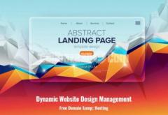 Dynamic Website Design Management