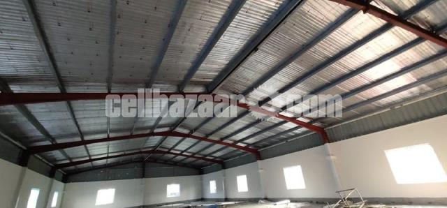 25000sqft shed for rent at tongi - 2/5