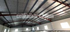 25000sqft shed for rent at tongi