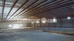 16000sqft shed for rent at ashulia