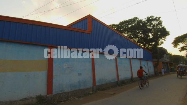 16000sqft shed for rent at ashulia - 3/4