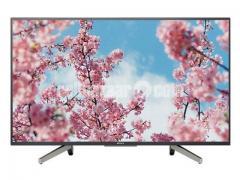 SONY BRAVIA 55X7000G 4K HDR SMART TV 2019 Model