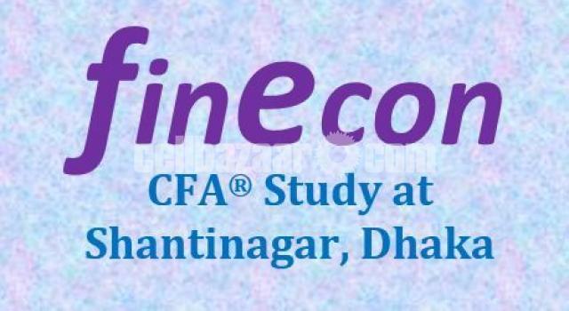 CFA Study at Shantinagar, Dhaka. - 2/4