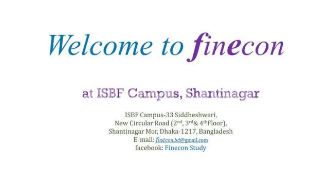 CFA Study at Shantinagar, Dhaka. - 3/4
