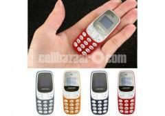 BM10 MINI SMALL GSM MOBILE PHONE DUAL SIM CARD