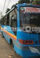 Tata 909 minibus