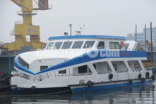 Finfin  A catamaran Passenger Vessel - 1/2