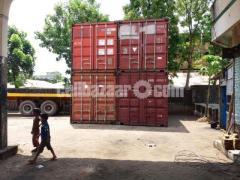 20' Feet and 40' Container Sell