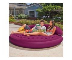 Intex Inflatable Sofa cum Bed