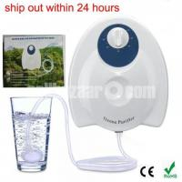 Water And Air Ozonator With Timer