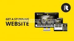 creating your website