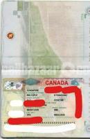 CANADA VISA CONFIRM