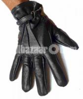 LEATHER GLOVES (100% original Leather)