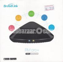 Broadlink RM Pro + Router