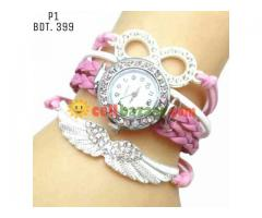 Bird Wings Ladies Watches