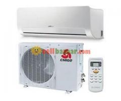 CHIGO 18000 BTU 1.5 Ton Split Type Air Conditioner