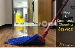 Top Cleaning Service for your Office – Shomadhan