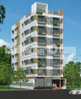 Apartment at Shibbati , Bogra.