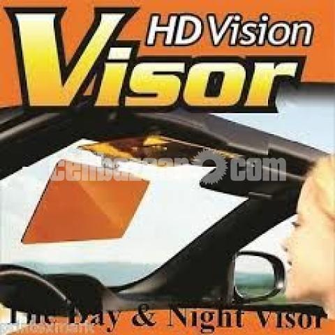 Universal HD Vision Anti-Glare Car Visor - 2/5