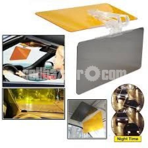 Universal HD Vision Anti-Glare Car Visor - 4/5