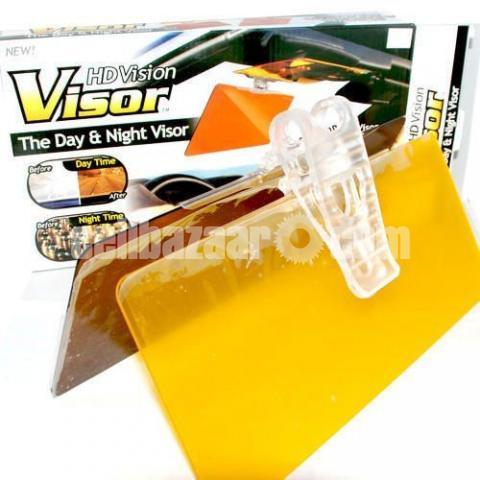 Universal HD Vision Anti-Glare Car Visor - 5/5