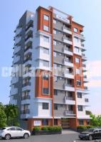 Ready Flat Senpara Lift OK 1250 sft Big side BRTA  4th-Floor Flat