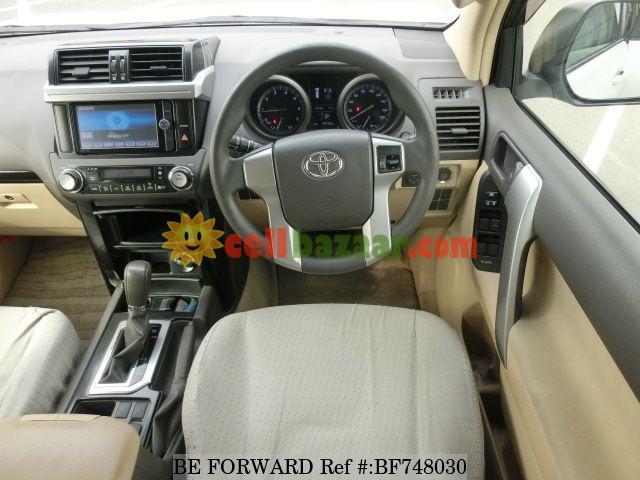 Toyota Land Cruiser Prado Tx 2014 - 3/5