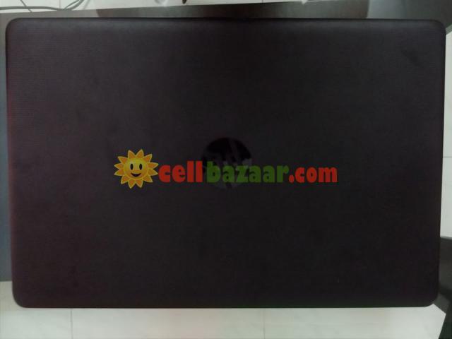 HP 15-bs588tu 7th Gen Core i3 4GB Ram 1TB HDD Laptop - 1/3