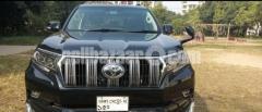 Toyota Prado Land Cruiser 2010