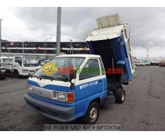 Toyota Dump Truck