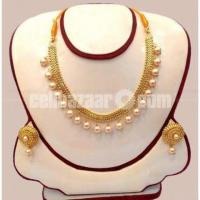 Gold Plated Necklace Jewelry
