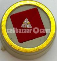 Gold Plate Nose Pin