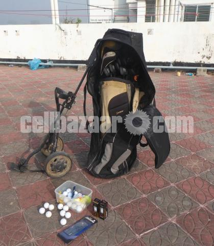 Full Golf set for sale by foreigner - 1/5