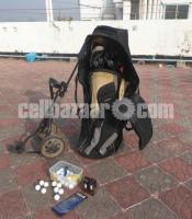 Full Golf set for sale by foreigner