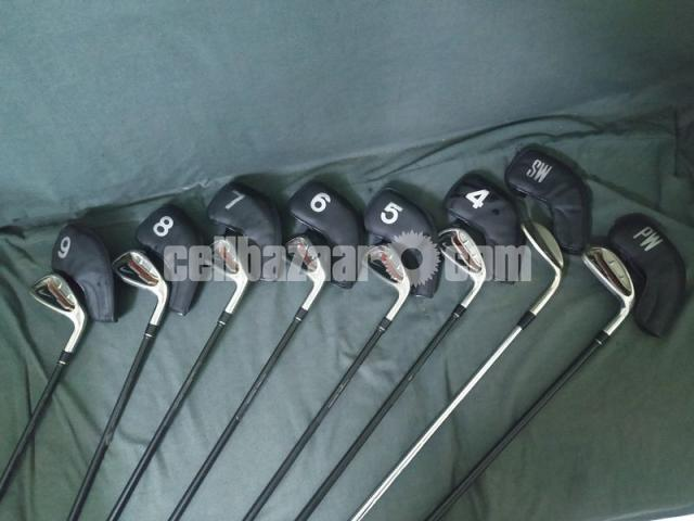Full Golf set for sale by foreigner - 2/5