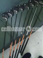 Full Golf set for sale by foreigner - Image 3/5