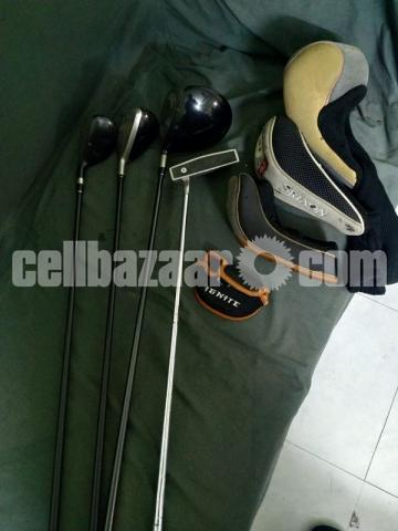 Full Golf set for sale by foreigner - 4/5