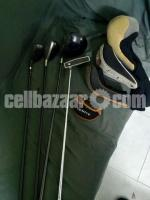 Full Golf set for sale by foreigner - Image 4/5