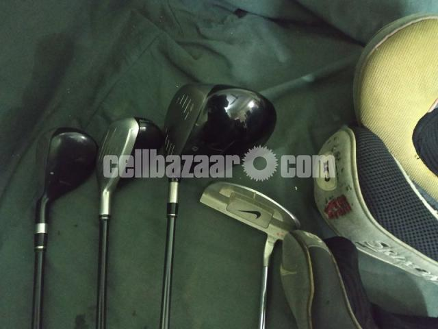 Full Golf set for sale by foreigner - 5/5