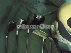 Full Golf set for sale by foreigner - Image 5/5