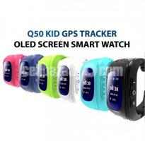 Kid's GPS Tracker Smart Watch for Location & Communication Finder